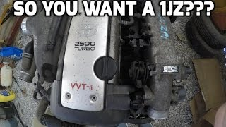 So You Want a 1jz vvti?? - What to look for
