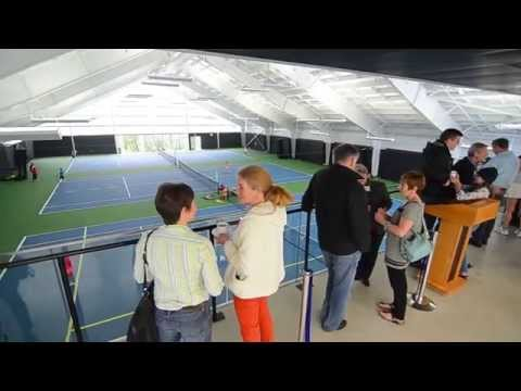 North Vancouver Tennis Centre Expansion