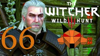 Let's Play Witcher 3: Wild Hunt [Blind, PC, 1080P, 60FPS] Part 66 - The Witch's Hut