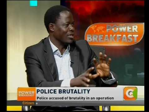 Power Breakfast News Review:  Police Brutality