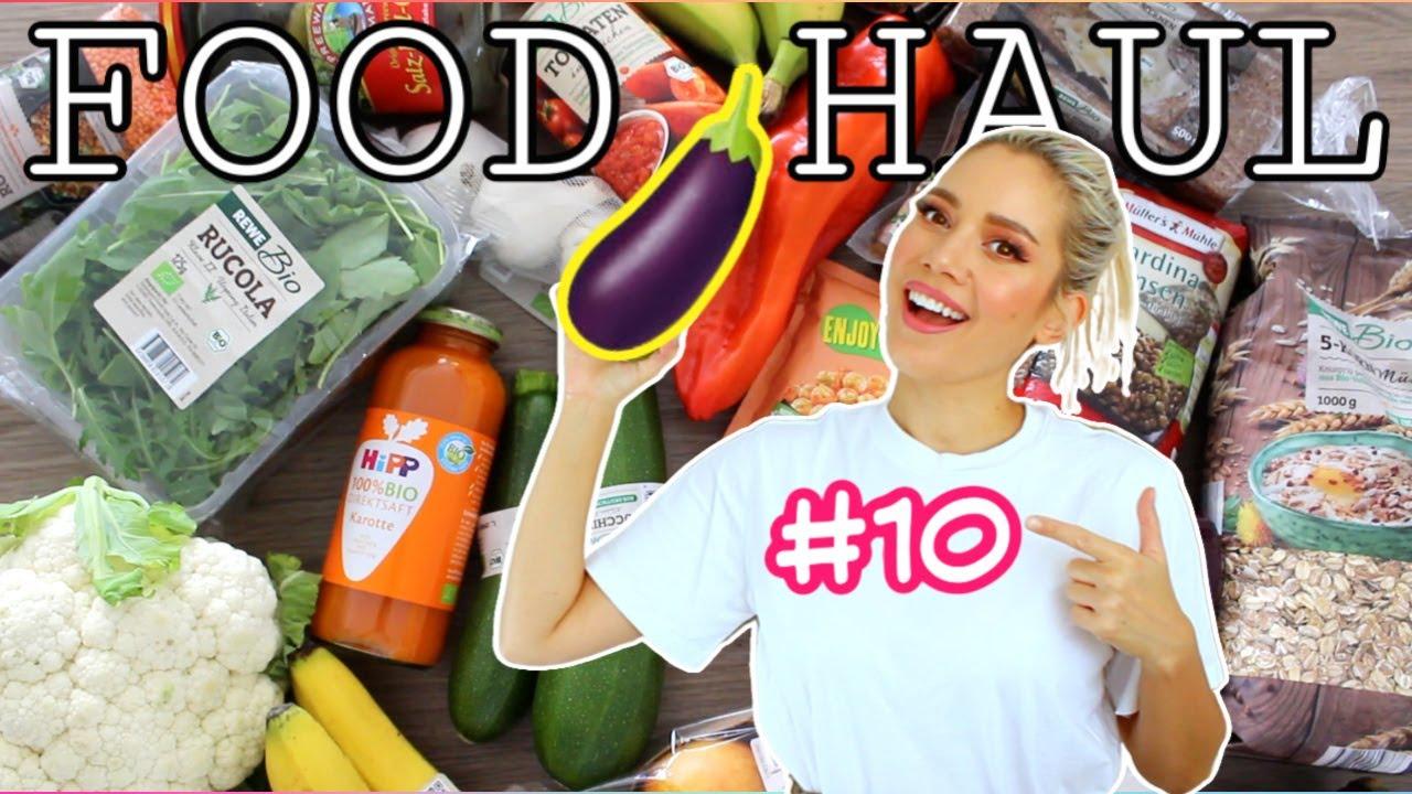 Rewe Food Haul mit vielen veganen Basics #10 |yummypilgrim