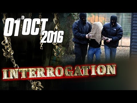Ghareeb Ka Bacha Aghwa | Interrogation | 01 Oct 2016