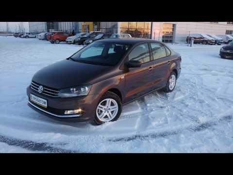 Купить Фольксваген Поло (Volkswagen Polo) 1.6 л. MT 2015 г. с пробегом бу в Балаково. Элвис Trade in