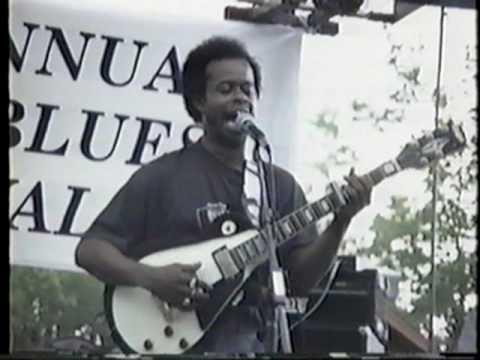 Lil' Ed and The Blues Imperials 7-31-93 Pocono Blues Fest, Big Boulder, Pa.