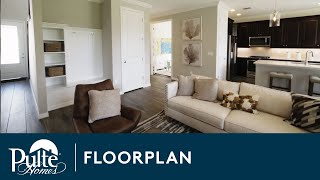 New Home Designs | Two Story Home | Sienna | Home Builder | Pulte Homes