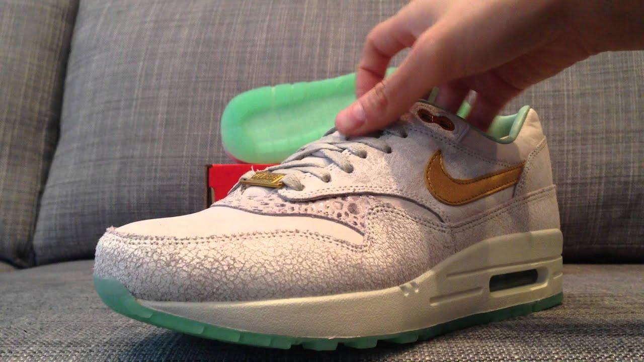 meet 8d7ea 31e9b Nike Air Max 1 (AM1) YOTH Review