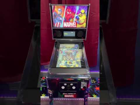 Marvel Arcade1Up pinball review from Arcade Will