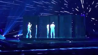 Сергей Лазарев Sergey Lazarev - Scream - Eurovision 2019 ( Russia ) Репетиция 2 полуфинал