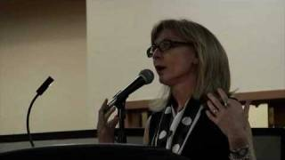 Nina Hartley Addresses Desiree Alliance 2010 Conference -- Part 1 of 6