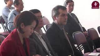 Tema: Iniciativa una franja, una ruta, perspectivas y alcances para América Latina y el Perú