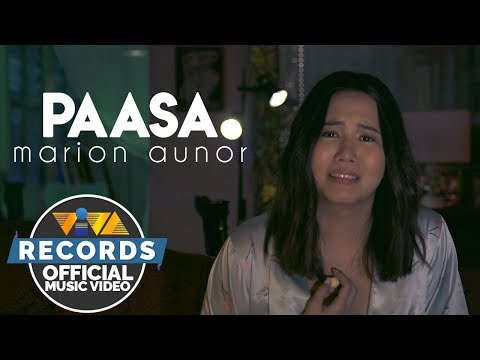 Paasa - Marion Aunor [Official Music Video]