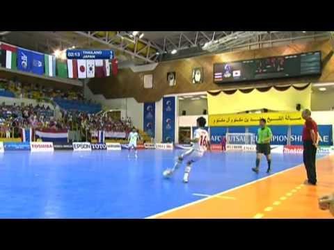 AFC Futsal Championship 2012 - Final