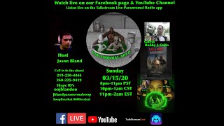 Paranormal Soup Ep 217 guest Bobby J. Gallo