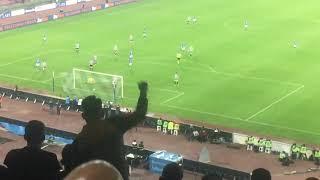 Gol milik live curva b napoli udinese 4-2