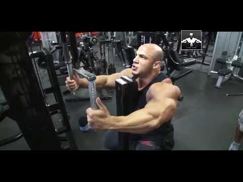 Big Ramy Shoulders Workout - Training in Oxygen - Kuwait Bodybuilding