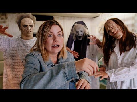 Ich versuche den gruseligsten Horror Escape Room zu überleben //by KELLY