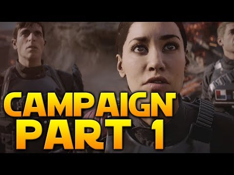 CAMPAIGN PLAYTHROUGH - Part 1 - Star Wars Battlefront 2