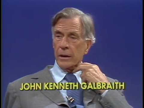 Firing Line with William F. Buckley Jr.: John Kenneth Galbraith Looks Back