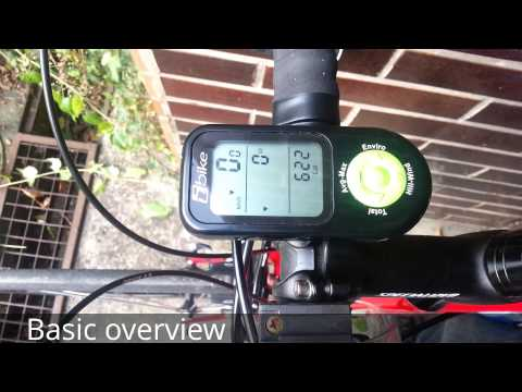 iBike Newton - cycling power meter