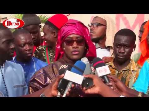 """Conference de presse :""""état senegal nagnou khar boubakh gnoune jeune yeumbeul paré nagn pour.."""