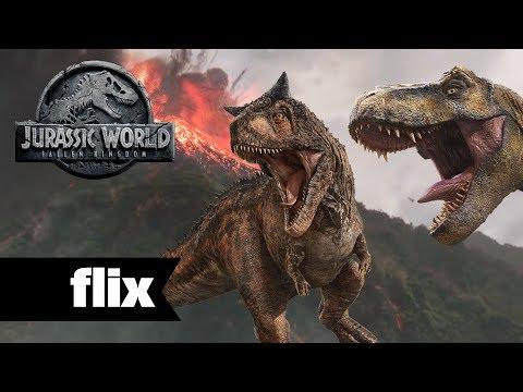 Download Youtube: Jurassic World: Fallen Kingdom - The Volcano & Site B