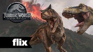 Jurassic World: Fallen Kingdom - The Volcano (2018)