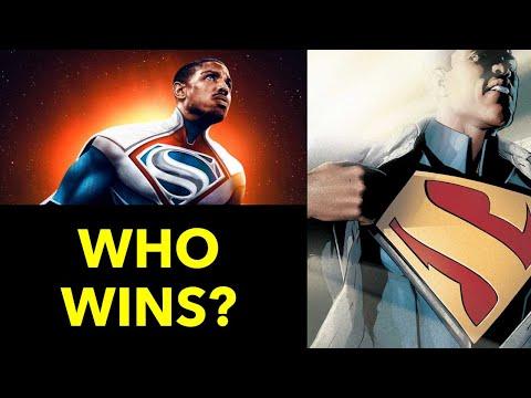 Does Michael B Jordan Val Zod Superman Kill JJ Abrams Black Superman?