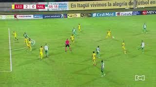 Leones 2-1 Nacional - Gol Aldo Leao Ramírez - Fecha 19 Liga Águila 2018-II