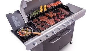 Char-Broil Advantage 6-Burner Gas Grill - Lowe's Exclusive