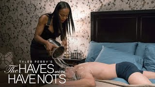 Candace Panics When Oscar Won't Wake Up | Tyler Perry's The Haves and the Have Nots | OWN