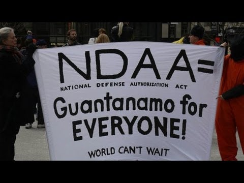 Judges to Review Constitutionality of NDAA Military Detention Legislation