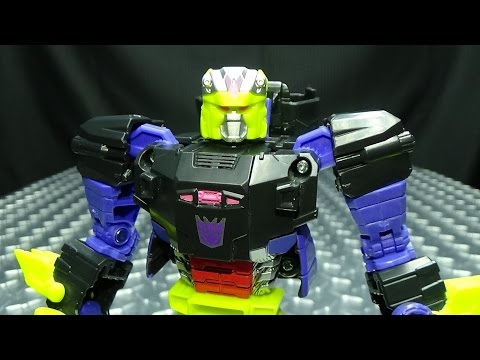 Titans Return Deluxe KROK: EmGo's Transformers Reviews N' Stuff