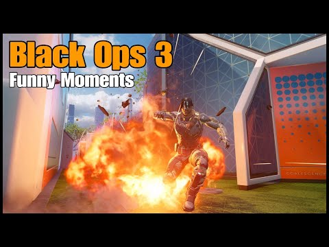 Black Ops 3: Gun game 1v1 - Funny Moments
