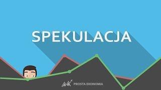 Spekulacja | Funkcja spekulantów