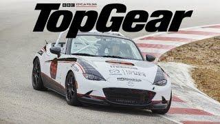 Mazda MX 5 CUP   TEST   TopGear Polska