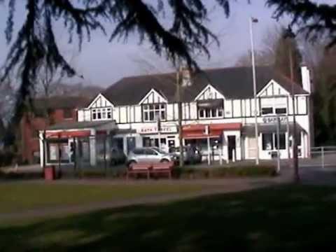Barclays Bank, Bath Travel and Goadsby Estate Agents Verwood Dorset BH31