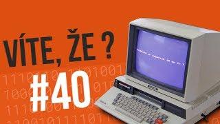 #40 ● VÍTE, ŽE...?