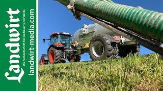 Farmtech Güllefass Supercis 500 mit Condor 7.5 | landwirt-media.com