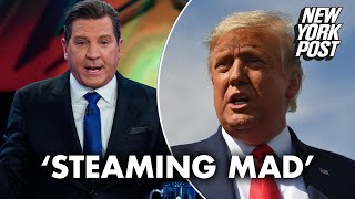 'Steaming mad' Trump tried to short Eric Bolling town hall post-'60 Minutes' | New York Post