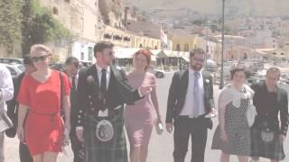 Свадьба на Сицилии. Официальная церемония и банкет. /Sicily Wedding