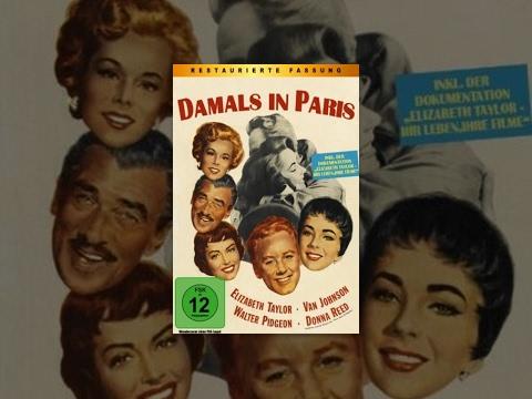 Damals in Paris - Roger Moore