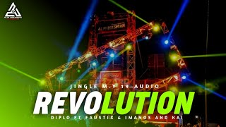 GLERR BOSKUH !! Revolution - Jingle M.Y 19 Audio - Alpi Bourigan Bootleg