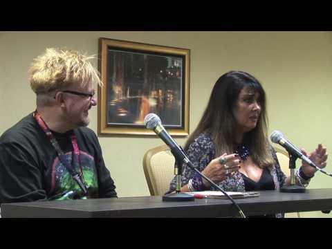 Caroline Munro Q & A Panel October 8, 2016