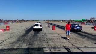 GOLF T vs BMW