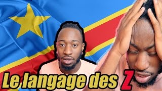 JAYMAXVI - LE LANGAGE DES CONGOLAIS