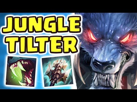 WARWICK RAMPAGE!! I THINK I TILTED THEIR JUNGLER A LITTLE TOO HARD... | WOULD I JOIN AN LCS TEAM?!