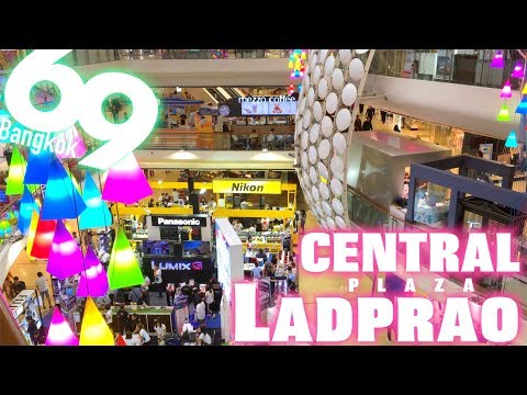 Central Plaza Ladprao / Shopping Mall / Bangkok