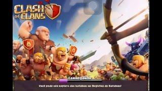 Clash of Clans #1 Nova Série