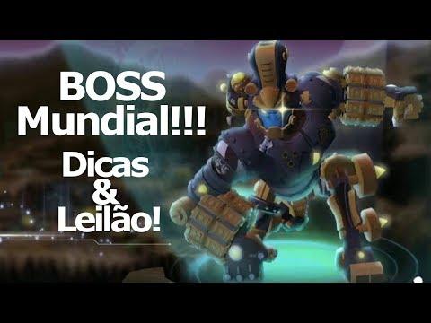 Dragon Nest M: Ataque ao Boss Mundial! Dica de Bônus e Leilão da Guida!!! - Omega Play
