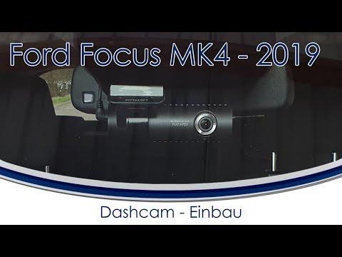 [Ford Focus 2018/2019 MK4] #22 Dashcam Einbau/Montage